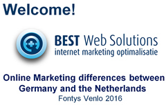 Online Marketing differences between Germany and the Netherlands